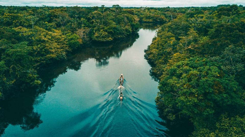 Mơ thấy nước sông