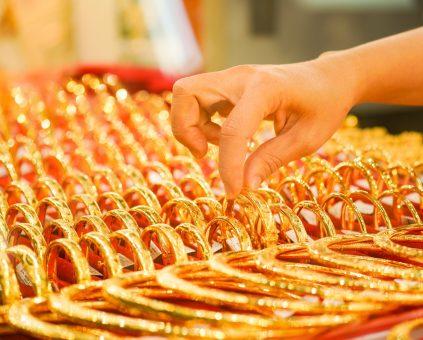 Mơ thấy mua vàng